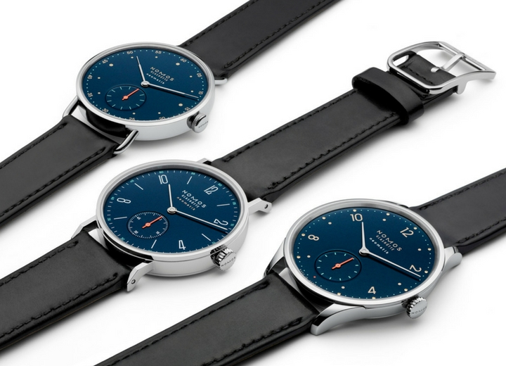 Nomos-Glashütte Latest Editions